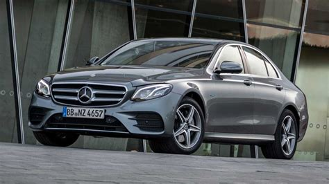 The site owner hides the web page description. Mercedes E-Class petrol plug-in hybrid costs £47,450