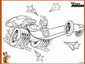 Dibujos Para Colorear Mickey Sobre Ruedas Imagesacolorierwebsite