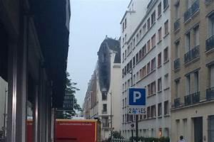 Incendie Paris 15 : au moins deux morts dans l 39 incendie d 39 un immeuble dans le ~ Premium-room.com Idées de Décoration
