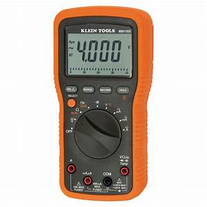 Electricians Multimeter - Mm1000