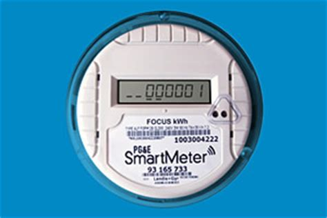 pge catches  wave  smartmeter deployments pge