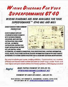 Superformance Gt40 Wiring Diagram