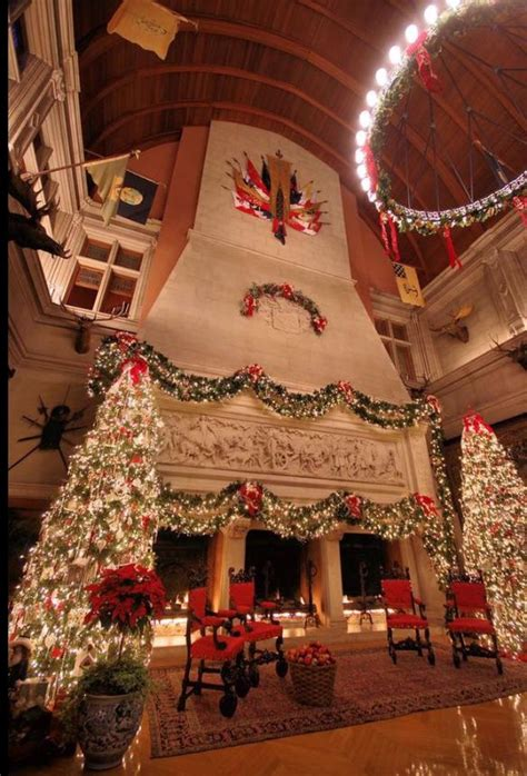 christmas  biltmore images  pinterest
