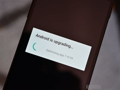 update android apps app optimization after updates is much quicker on android