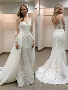 Robe De Mariee Sirene : robe de mari e dentelle robe de mari e sir ne robes de ~ Melissatoandfro.com Idées de Décoration