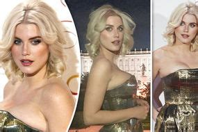 Ashley James exposes EVERYTHING as she strips down to SEE ...