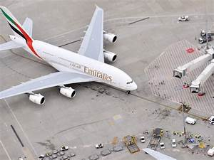 1024x768 Airbus A-380 Fly Emirates desktop PC and Mac ...