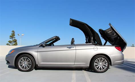 2018 Chrysler Sebring, Convertible, Review, Specs, Engine