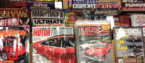 Which Car Magazine Should I Buy Or Subscribe To?