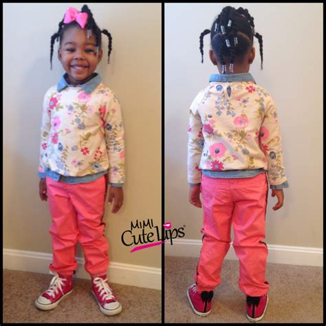 natural hairstyles  kids mimicutelips