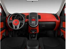 Image 2010 Kia Soul 5dr Wagon Auto Sport Dashboard, size