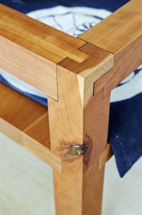 ond bench joinery show  post  woodworking
