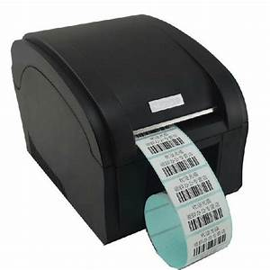 buy label printer barcode printer thermal sticker printer With apparel label printer