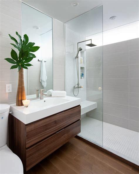 toronto  bathroom vanity modern  glass shower
