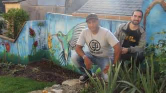 street art colombien au passage du vieux ch 226 teau 224 laval
