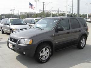 2002 Used Ford Escape Xlt At Witham Auto Center Serving