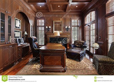 biblioth 232 que dans la maison de luxe images stock image 15757444