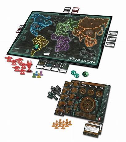Invasion Level Board Games Privateer Press September
