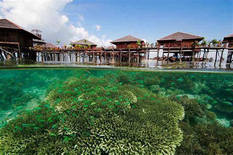 Village Resort : Sipadan Water Village Resort Malaysia • Scuba Diving Packages