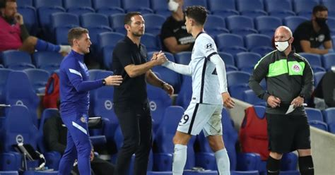 Havertz back but Lampard confirms double Chelsea blow