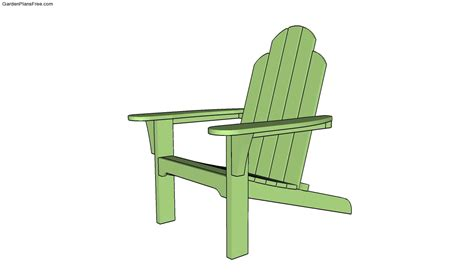 garden chair plans free garden plans how to build
