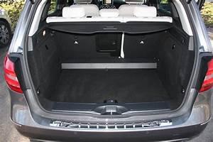 Coffre Mercedes Classe A : essai mercedes classe b mention bien en voiture ~ Gottalentnigeria.com Avis de Voitures