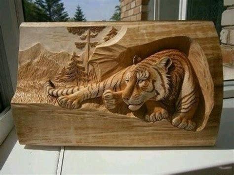 tallado en madera arte  de todo  poco pinterest