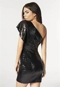 Brust Taille Hüfte Verhältnis Berechnen : one shoulder sequin dress kleidung in schwarz g nstig kaufen bei justfab ~ Themetempest.com Abrechnung