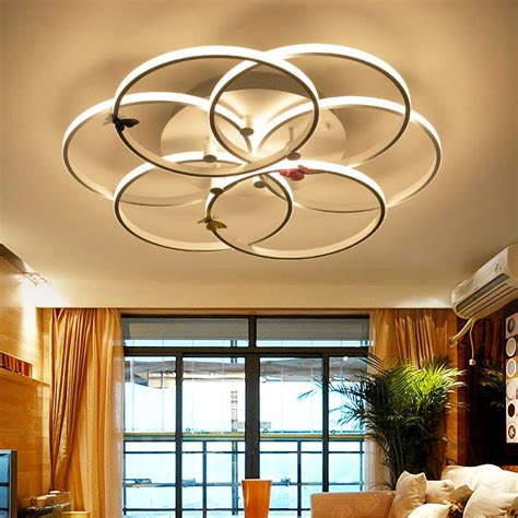 Led Lights For Room Aliexpress by Aliexpress Buy Modern Led Ceiling Light Circle Style