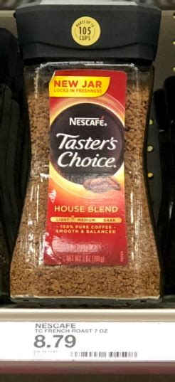 I taste the best speciality instant coffees, to see which is the most delicious! Target - Stack the Savings on Taster's Choice Instant Coffee - FamilySavings