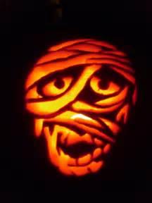 Mummy Pumpkin Carving Stencils by Jack O Lanterns And Carved Pumpkins On Pinterest Pumpkin