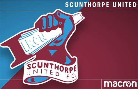 New Scunthorpe United Macron Kit Deal- 3 year contract to ...