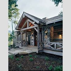 Rustic House Exterior Color Schemes  The Classic Rustic