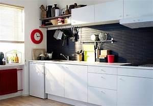 Modeles Cuisine Ikea : cuisine ikea catalogue 2013 photo 1 15 conception intelligente pour cette cuisine la ~ Dallasstarsshop.com Idées de Décoration