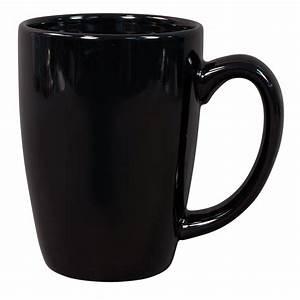 Mug à Thé : numo challenger 14 ounce black ceramic mug ~ Teatrodelosmanantiales.com Idées de Décoration