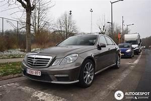Mercedes V8 Biturbo : mercedes benz e 63 amg w212 v8 biturbo 22 janvier 2019 ~ Melissatoandfro.com Idées de Décoration