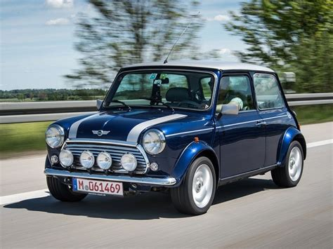 Mini Cooper Blue Edition Wallpapers by Mini Cooper S Edition Motors Youngtimer Formel