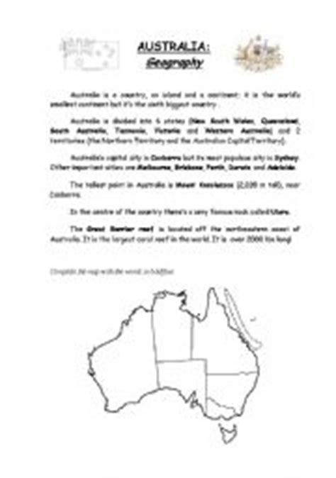 teaching worksheets geography