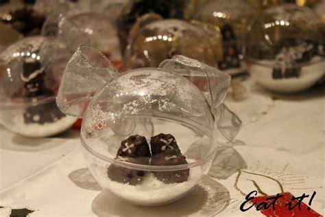 palla di bicchieri di plastica palline di natale con sfere di plastica disegni di