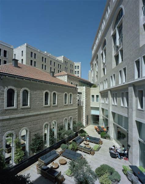 mamilla hotel jerusalem modern luxury  ancient city