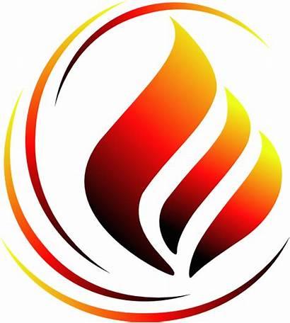 Flame Clipart Clip Sondaica Transparent Clker Vector