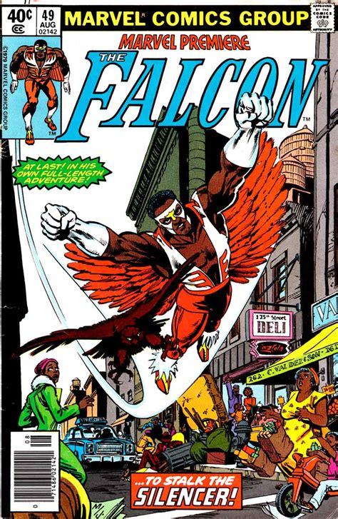 Marvel Premiere #49 / Falcon - Frank Miller cover - Pencil Ink