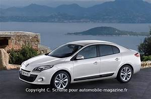 Renault Megane Iii Sedan Renderings