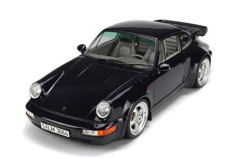 Porsche Model Cars by Porsche 911 964 Turbo 3 6 Model Car Collection Gt Spirit