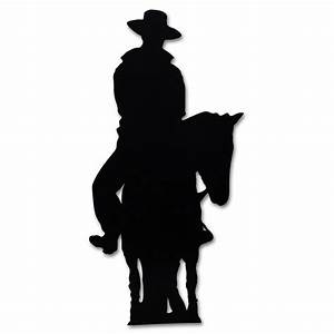 Stand-up Cowboy Silhouette 1 8m Peeks