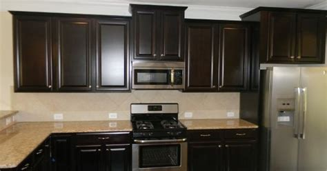painting kitchen cabinets espresso scottsdale maple square espresso cabinets new venetian 4032