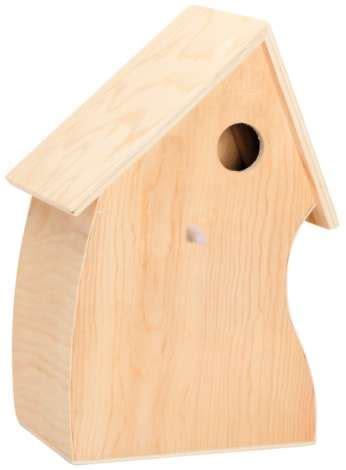 vogelhaus      cm  kaufen buttinette