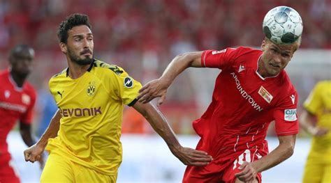 Maybe you would like to learn more about one of these? Borussia Dortmund vs Union Berlin Preview, Tips and Odds ...