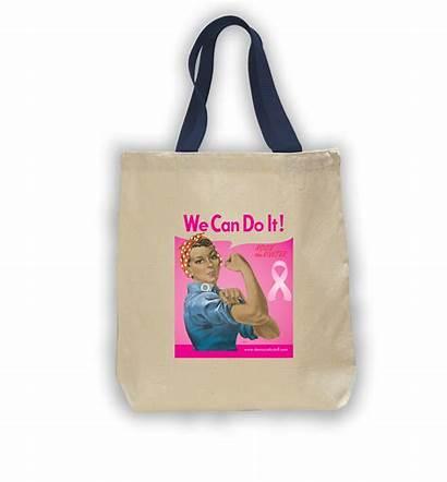 Bag Tote Pink Rosie Ethnic Democraticstuff Totebags