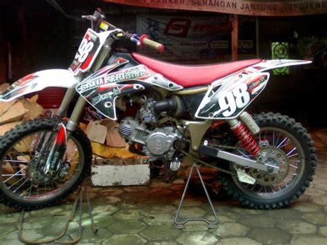 Modifikasi Motor Zr Jadi Trail by Yamaha R Modif Trail Keren
